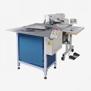 三工位缝纫机