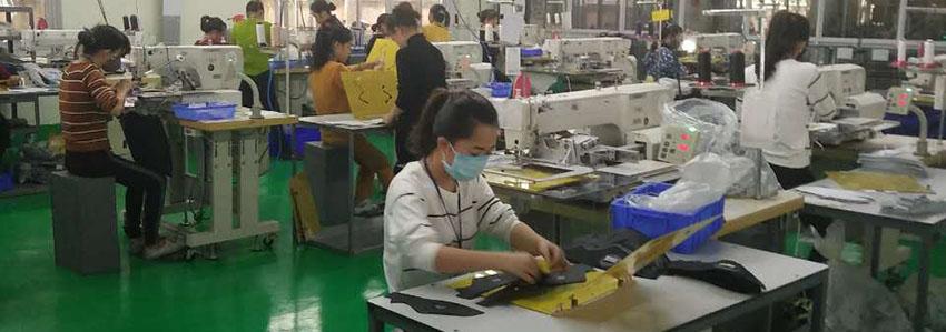 电脑全自动缝纫机